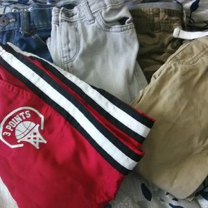 Other - 5 pairs of size 4 boy pants